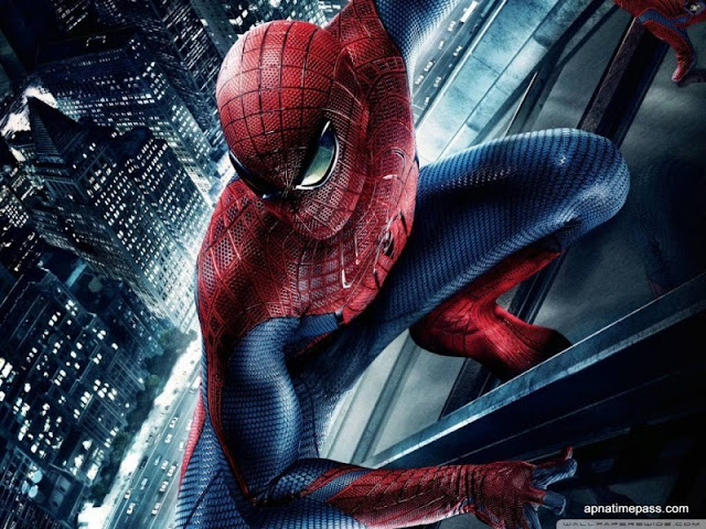 Fond Ecran Spider Man hd