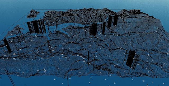 3D en Global Mapper