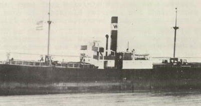 SS Liverpool Packet sunk by U-432 under Heinz-Otto Schultze off Cape Sable NS 30 May 1942, 19 survived