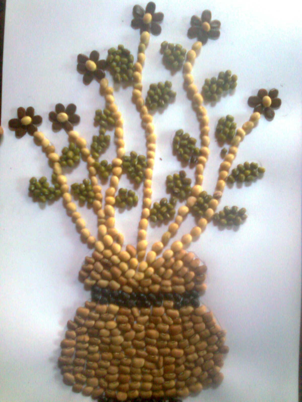 Handicraft Linas Mozaik Lina