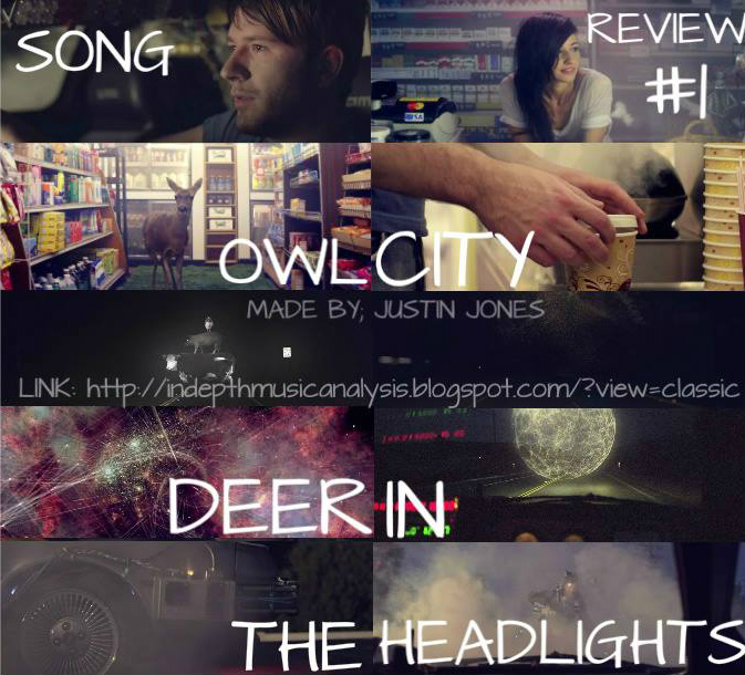 Indepth Music Reviews: Justin's Song Review #1 > Owl City