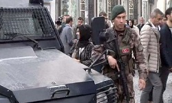 Τουρκία: Ένοπλος άνοιξε πυρ στην Κωνσταντινούπολη