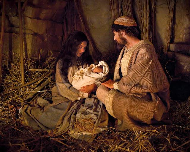 Jose, Maria y Jesús