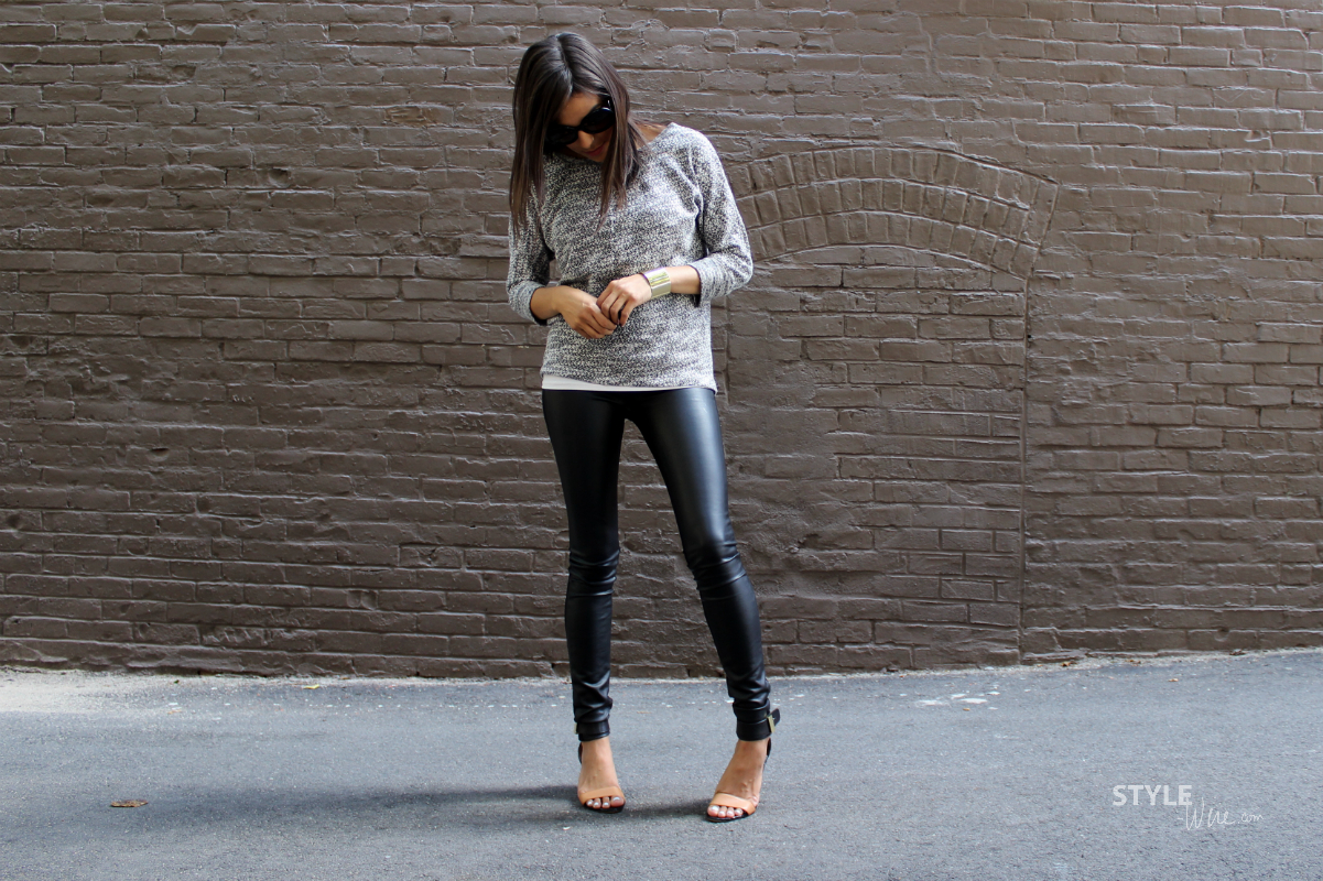 Leather Leggings The Fabulous Life Of A Natural Disaster