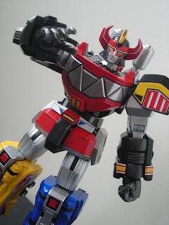 Super Robot Chogokin Daizyujin Megazord 02