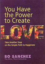 Bo Sanchez Books - You Have the Power to Create Love