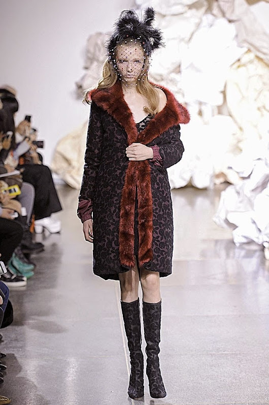 London Fashion Week 2015: Fashion East's Ryan Lo Autumn/Winter 2015 Ready To Wear 2015