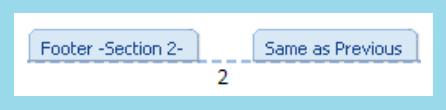 cara membuat halaman pada makalah