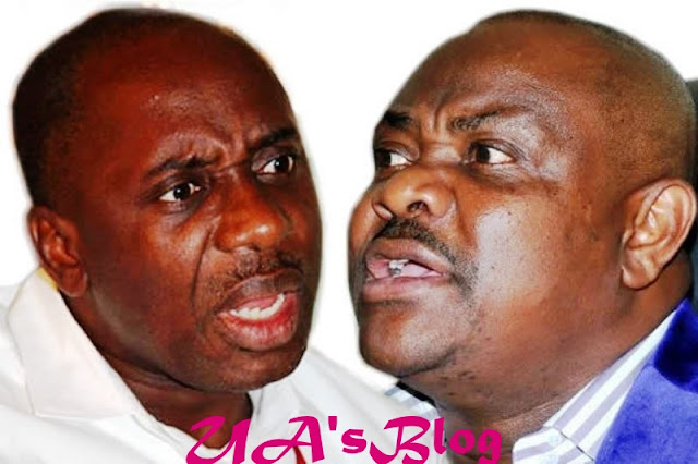 Presidency 'Dumps' Amaechi, Technically Endorses Wike's Outstanding Victory In Rivers State