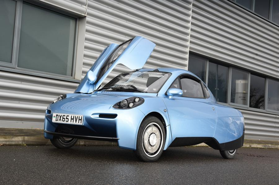 Riversimple Rasa The Most Environmentally Friendly Car Both In Terms Of Emissions And Supporting Materials Picture From Http Adf Ly 1xkiik