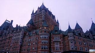 Canada Québec Fairmont Le Chateau Frontenac