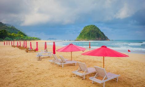 pulau merah Jatim