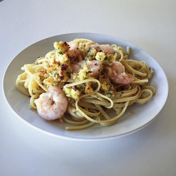 Baked Shrimp Scampi and Linguine Shrimp Scampi Ina Garten Barefoot Contessa