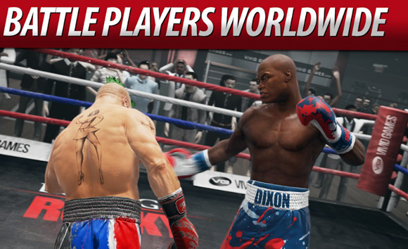 Real Boxing 2 ROCKY Mod Apk Unlimited Money Gold Terbaru