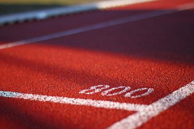 빨간색에 대한 스포츠 실험