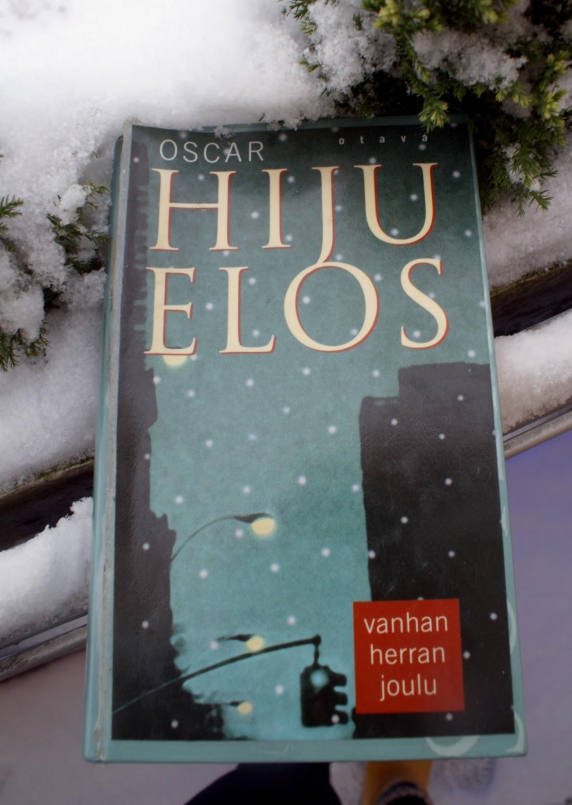 vanhan joulu 2018 Ex libris: Oscar Hijuelos: Vanhan herran joulu vanhan joulu 2018