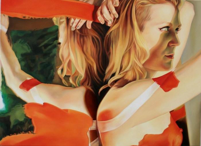 Ульрика Андерссон (Ulrika Andersson) - американский художник. Родилась и выросла в Нью-Йорке. Получила степень бакалавра изобразительных искусств в школе визуальных искусств из колледжа искусств Челси в Лондоне, и степень магистра искусств в университе штата Нью-Джерси имени Г. Рутгерса в Нью-Брансуике. В настоящее время Ульрика работает как студийный менеджер для арт-коллектива AVAF. Картины художницы представлены в галереях в Лондоне и Мадриде.  Американский художник. Ulrika Andersson  американский, художник, Ulrika Andersson  http://www.degreeart.com/artists/ulrika-i-k-andersson  Ульрика Андерссон (Ulrika Andersson) - американский художник. Родилась и выросла в Нью-Йорке.