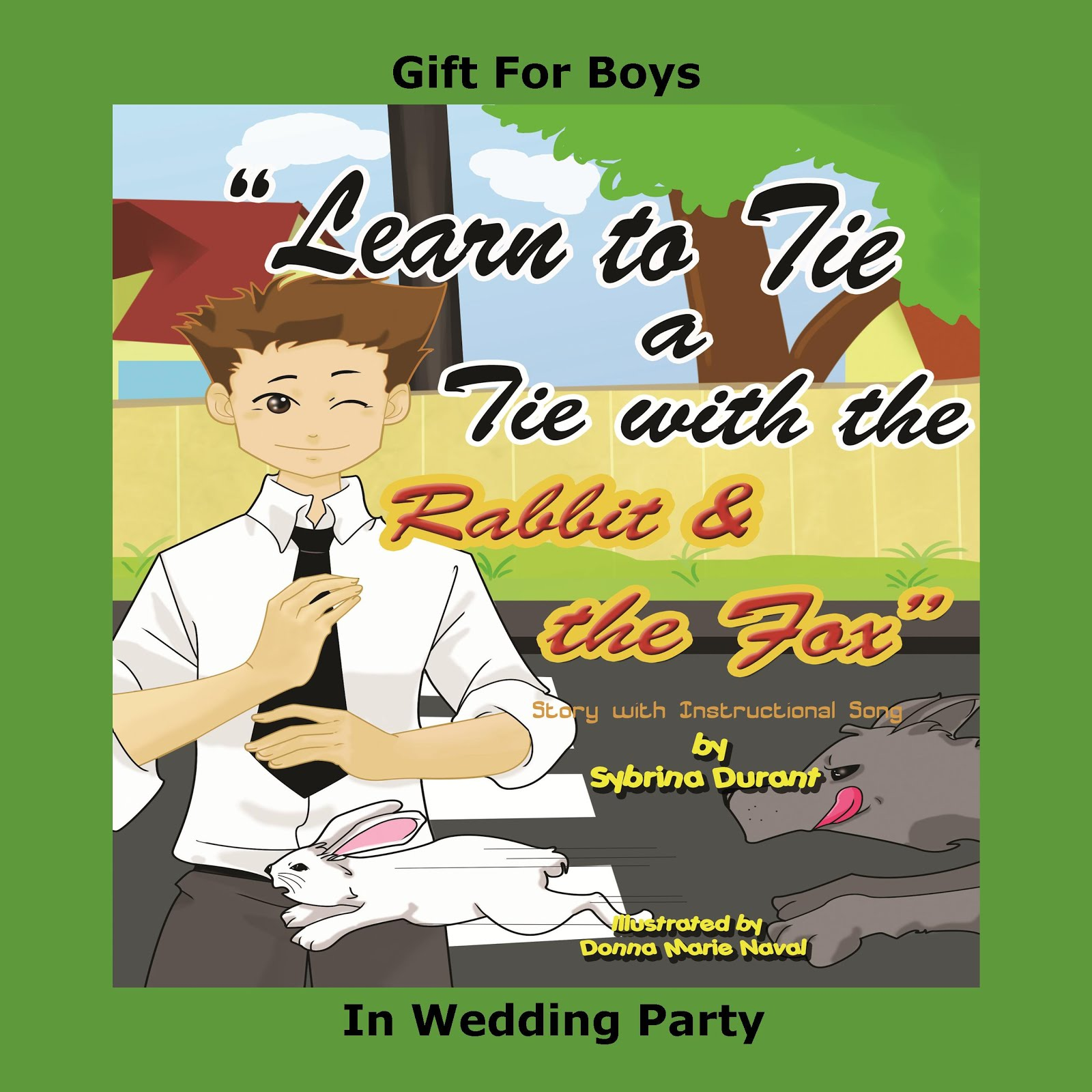 Gift For Boys In The Wedding Party