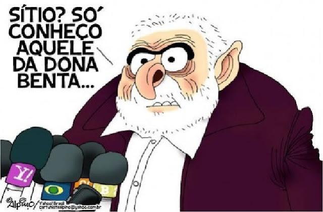 Resultado de imagem para Lula toma uns pitos do Moro: Charges
