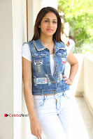 Telugu Actress Lavanya Tripathi Latest Pos in Denim Jeans and Jacket  0042.JPG