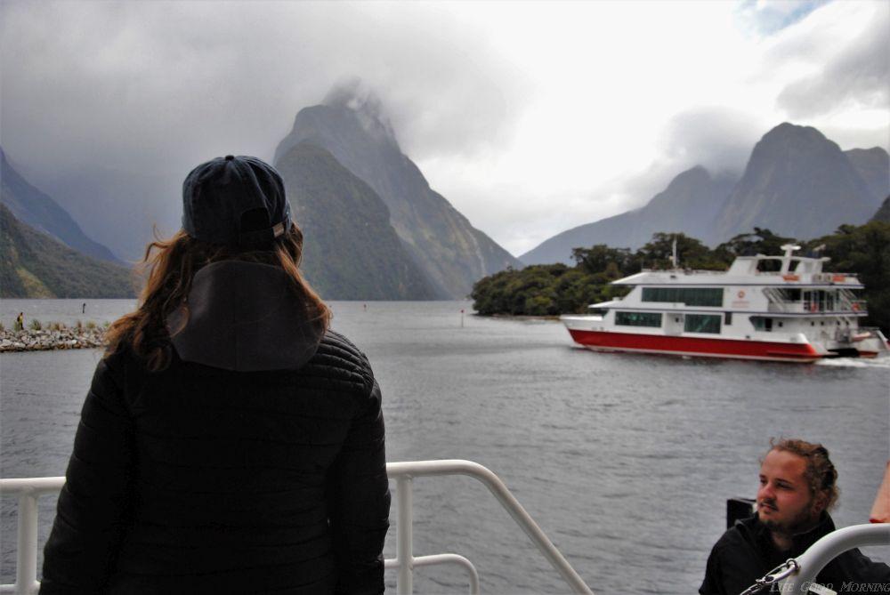 Do Nowej Zelandii - w kilka miejsc i po siebie.
