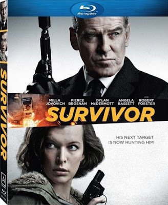 Survivor 2015 Dual Audio 720p BRRip 900mb ESub x264