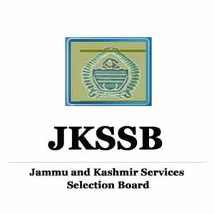 JKSSB Recruitment 2018 | 1296 Vacancies