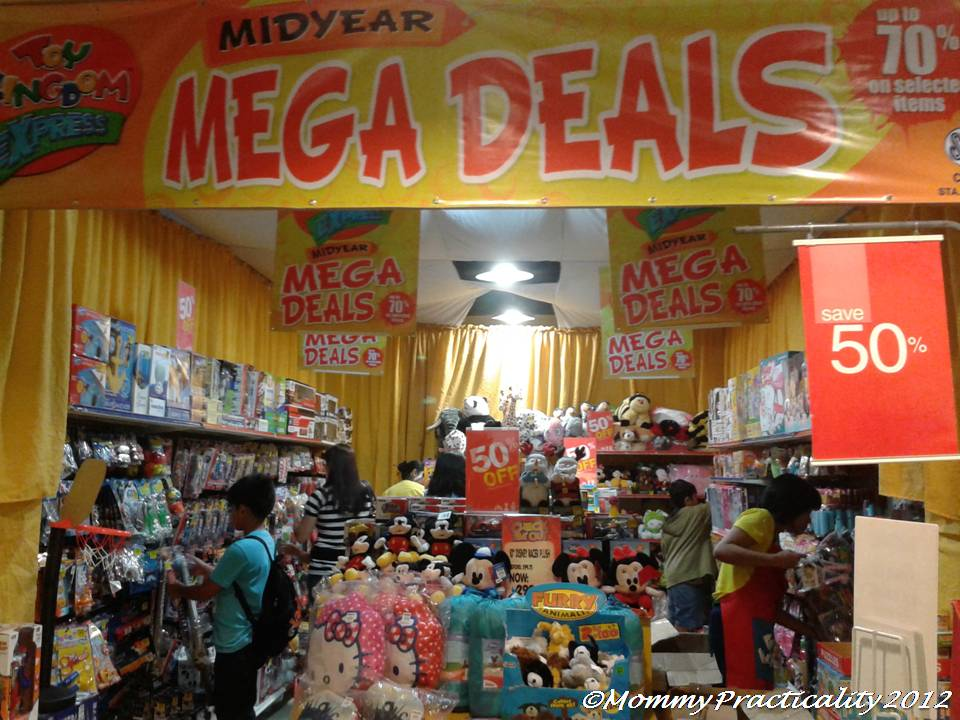 Where to Do Christmas Shopping in Manila - Mommy Practicality - christmas toy sales