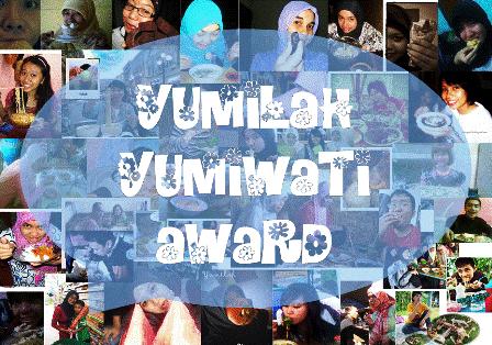 Morning Tea & Award Yumilah Yumiwati
