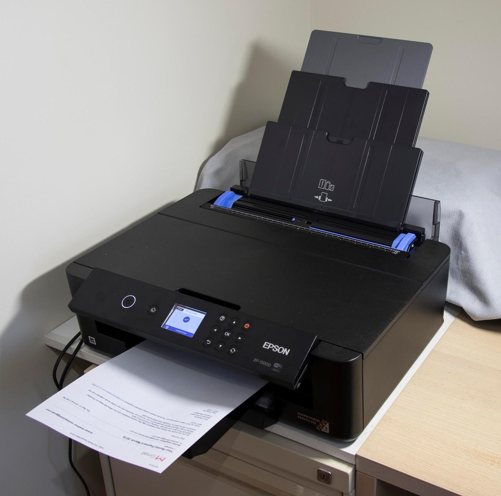 epson xp 15000 printer review 30 march 2018 camera ergonomics