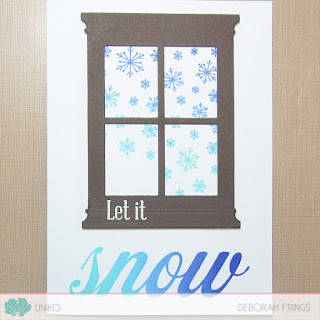 Let it Snow sq - photo by Deborah Frings - Deborah's Gems