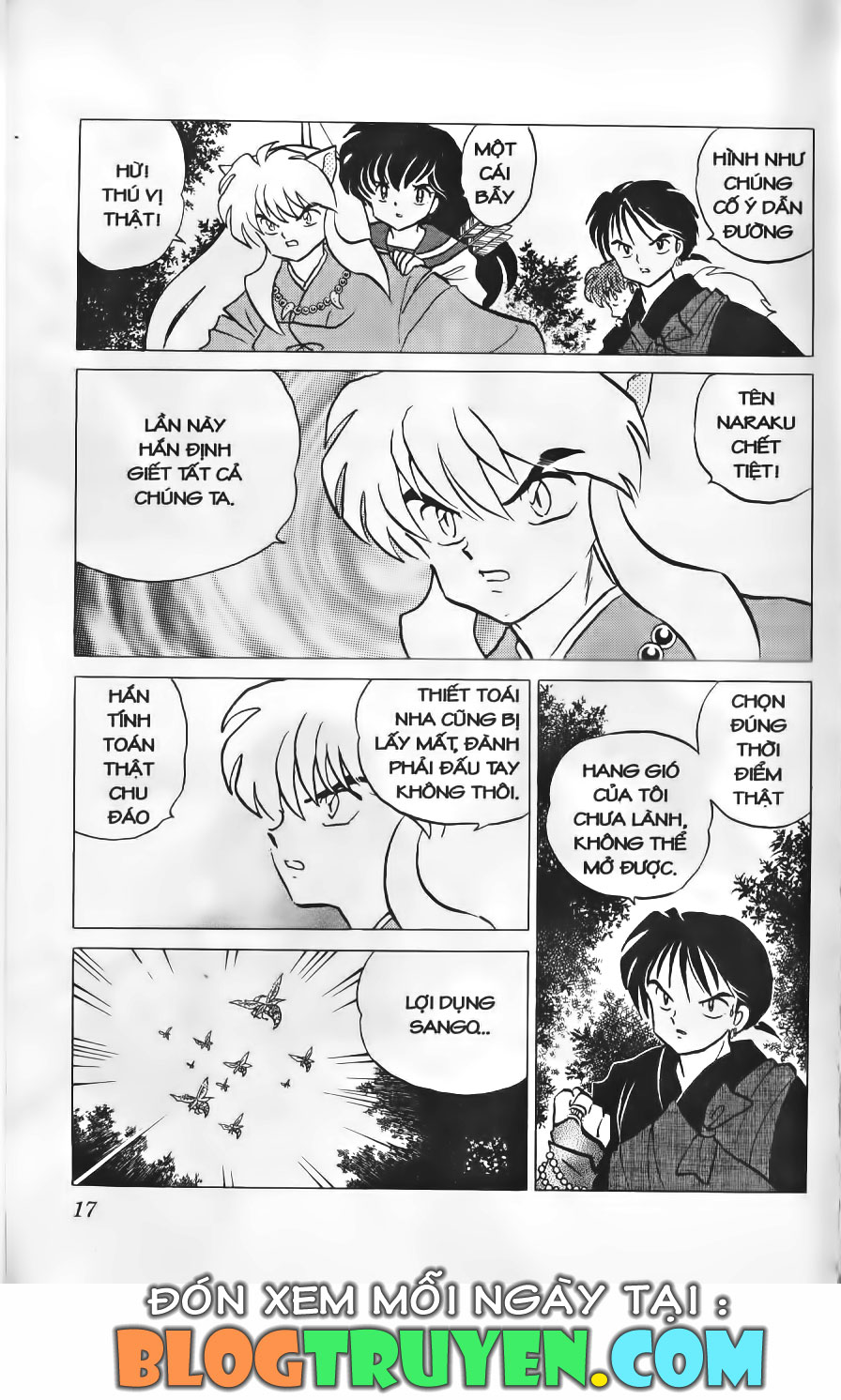 Inuyasha vol 12.1 trang 17