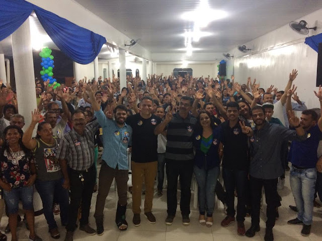 População de Rio Real se reúne e declara apoio a Pablo Barrozo
