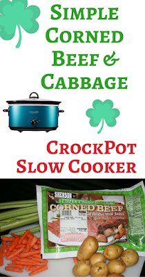 This is the traditional corned beef and cabbage dinner you remember from your childhood. There are links to fancier ways to cook the Irish favorite in this post, but this is the old school method you know and love from your youth.
