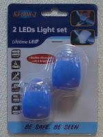 KJ-008-2  2LEDs Light set
