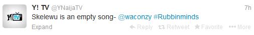 01 Waconzy insults Davido, Tonto Dikeh and Olamide. Davido responds