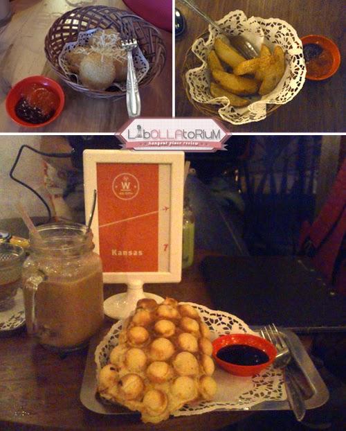 WIKI KOFFIE snacks camilan