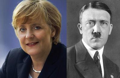 Руската следа: Ангела Меркел дъщеря на...Хитлер!?