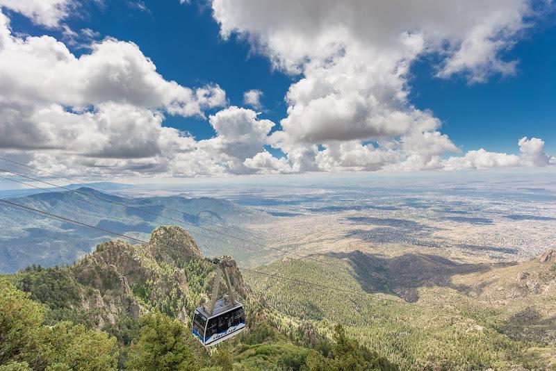 Sandia Peak Albuquerque_by_Laurence Norah