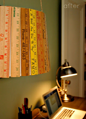 Creative and Functional Reuse of Rulers and Yardsticks (15) 9