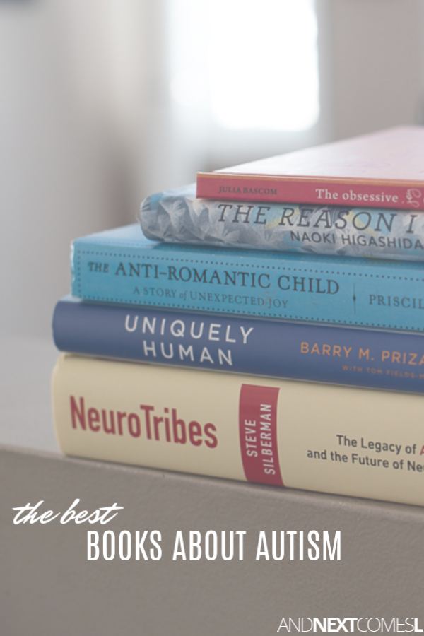 The best books about autism