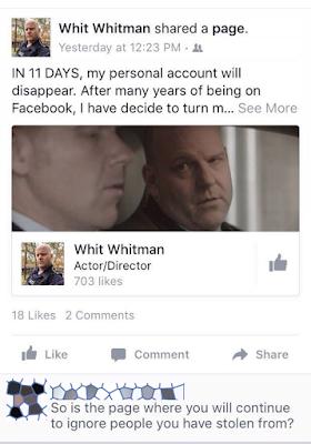 FB Purge Announcement