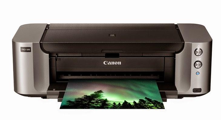 Canon Pixma Pro-100 Driver Download