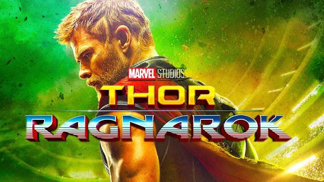 'Thor: Ragnarok' lidera pela 2ª semana consecutiva