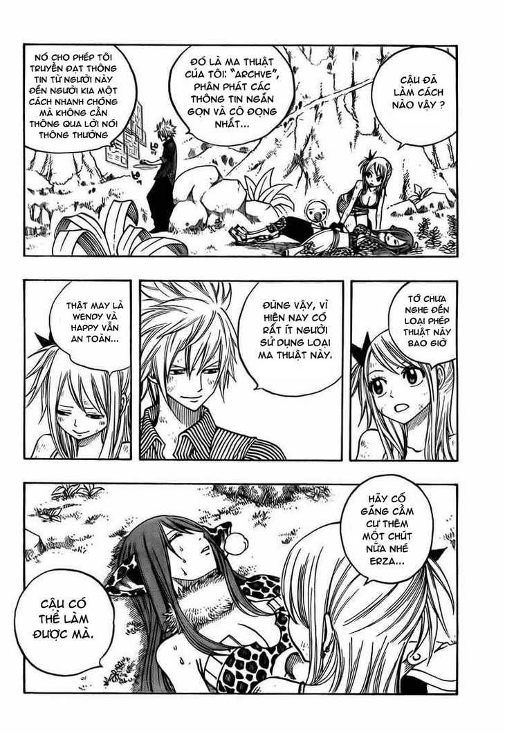 Fairy Tail chap 139 trang 4