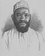 Hamid bin Mahamed bin Juma Borajib best known as Tippu Tip was the most notorious Arab slave trader