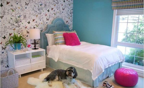 warna cat kamar tidur dua warna 3
