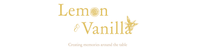 Lemon & Vanilla