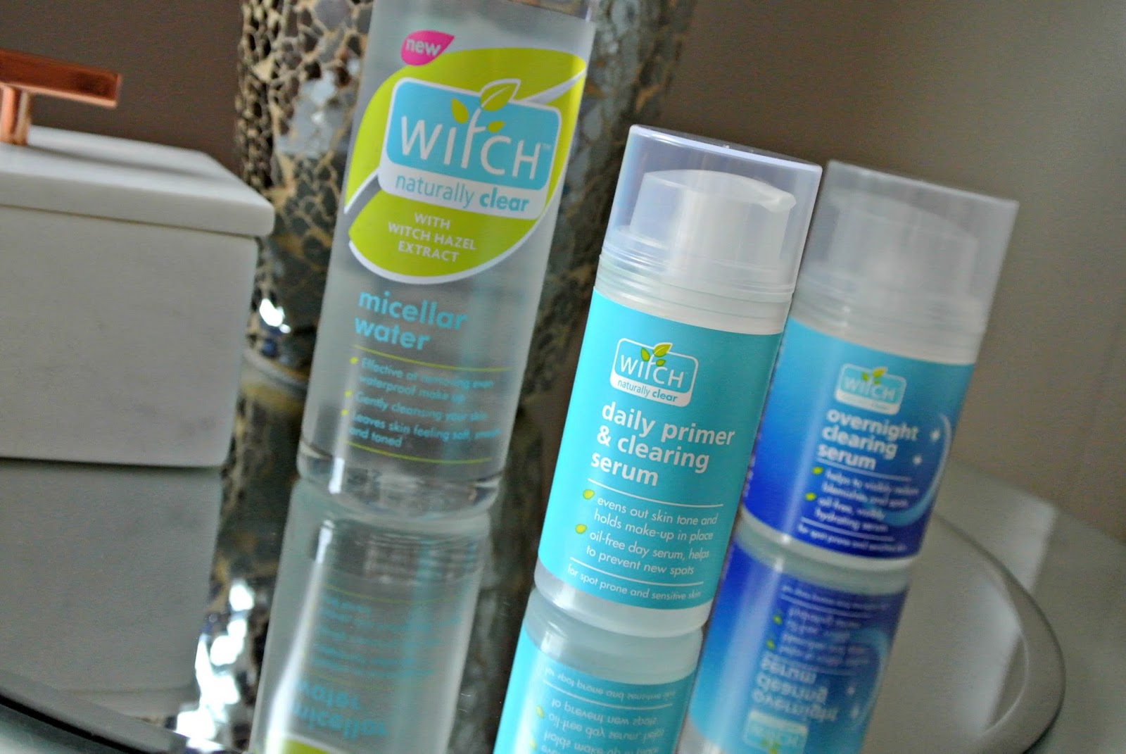 How To Clear Spots on a Budget with Witch Skincare