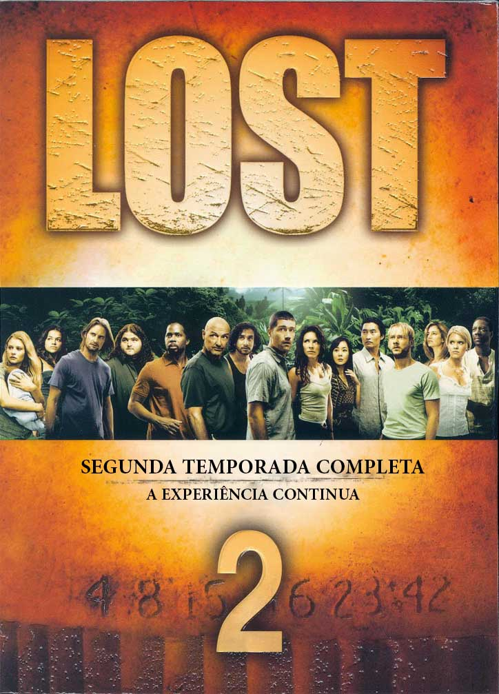 Lost 2ª Temporada Torrent - Blu-ray Rip 720p Dublado (2005)